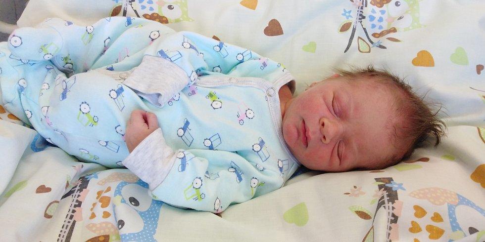 Honzík Novotný se poprvé na svět podíval 9. února 2021 31 minut po půlnoci. Vážil 2620 gramů a měřil 48 centimetrů. Doma na Kaňku ho přivítali maminka Michaela, tatínek Ondřej a dvouletý bráška Ondrášek.