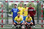 Fotbalový turnaj v Kladně na Sletišti vyhrál tým Staré gardy.