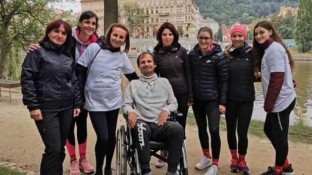 Děti na startu: společně proti bezmoci nemoci ALS