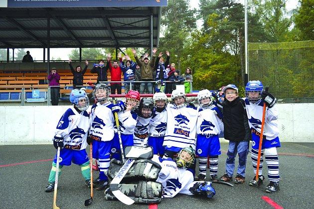 Budoucnost Alpiqu suverénně vyhrála Kladenský pohár.