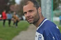 Sokol Hostouň - SK Kladno 2:0, Divize B, 28. 4. 2019, Pavel Bartoš