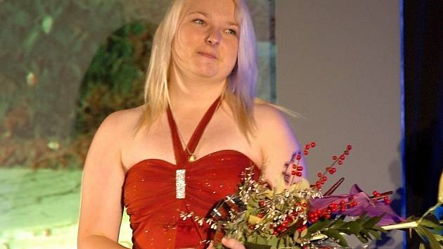 Nejúspěšnější sportovkyně kraje Olivie Prokopová