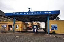 Oblastní nemocnice Kladno.