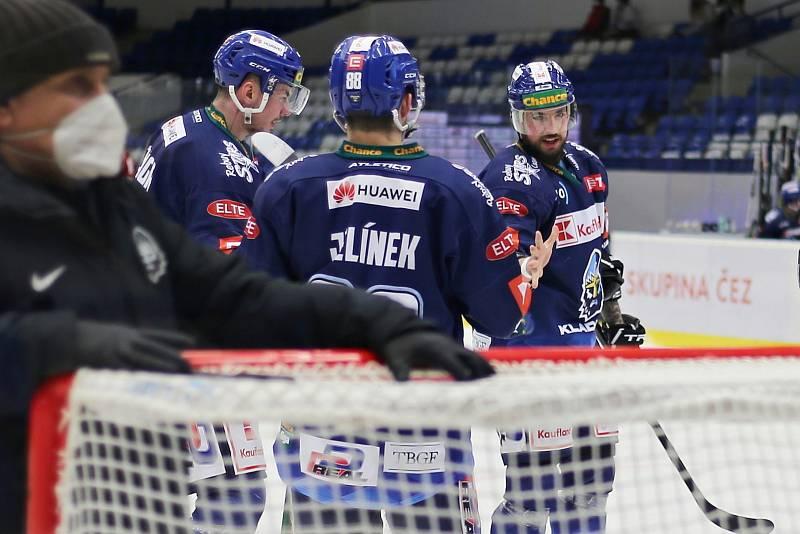 Rytíři Kladno - HC Dukla Jihlava 1:2, Finále play off Chance ligy, 25. 4. 2021