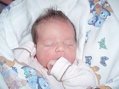 Michaela Sládková, Slaný. Narodila se 2. října 2013. Váha 3,38 kg, míra 52 cm. Rodiče jsou Tereza Sládková a Jaroslav Sládek (porodnice Slaný).
