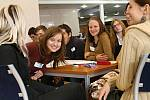 První ročník studentského fóra ve slánském Grandu