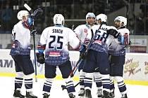 8. kolo extraligy hokeje, Kladno v bílém hostilo Liberec