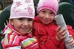 Mezinárodní den dětí oslavili i klienti z Domova dobré vůle v Nouzově i děti ze speciálních škol Slunce ředitelky Blanky Dvořákové