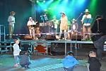 Koncert skupiny Funny Ukulele Band.