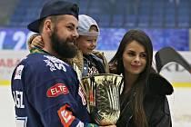 Rytíři Kladno - HC Dukla Jihlava 5:2, Finále play off první hokejové Chance ligy - 7. zápas, STAV 4 : 3 Kladno postupuje
