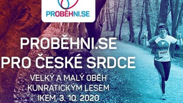 Proběhni se pro české srdce se přesouvá.