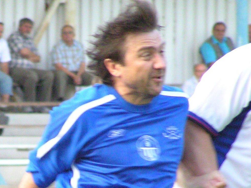 Ani stoperu Marku Liškovi se duel v Hořovicích nepovedl.