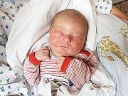 MAREK PETŘINA, OTVOVICE. Narodil se 5. listopadu 2018. Po porodu vážil 3,44 kg a měřil 50 cm. Rodiče jsou Eliška a Martin Petřinovi. (porodnice Kladno)