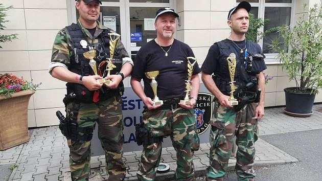 Zástupci MP Kladno slavili týmový i individuální úspěchy.