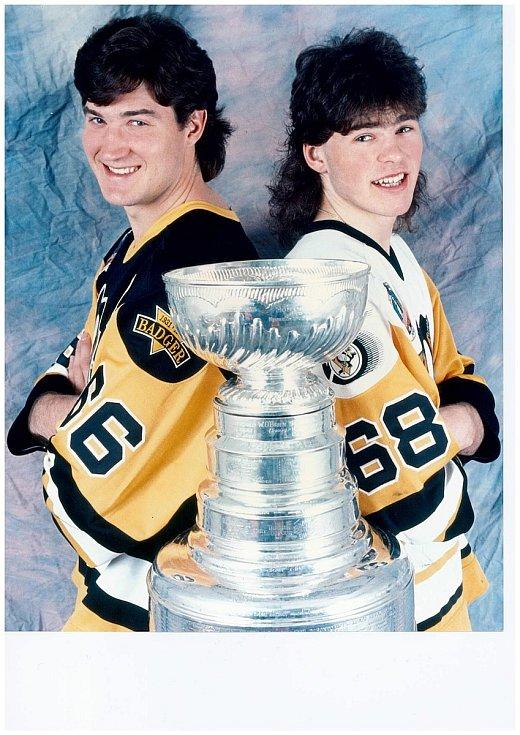 Ledoví hrdinové: Dvakrát a dost. Jágr dřel na třetí Stanley cup marně, nedočkal se