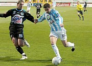 Mladá boleslav - Kladno 0:1.