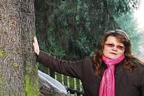 Majitelka stromu paní Hospodářská