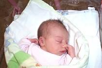 Laura Kesnerová, Slaný. Narodila se 23. července 2012. Váha 3,15 kg, míra 51 cm. Rodiče Lucie Rubešová a Otto Kesner. (porodnice Slaný)