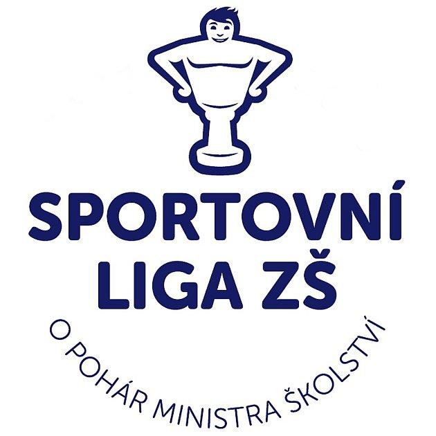 Logo Sportovní ligy základních škol.