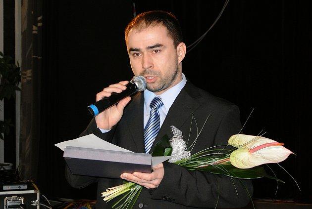 Petr Kučera, nový sportovec Kladenska.