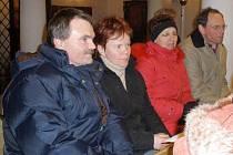 Vánoční koncerty v kostele sv. Kateřiny ve Velvarech patří mezi nejvíce navštěvované.