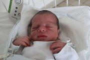 Alexandr Dragoun, Kladno. Narodil se 27. dubna 2017. Váha 3,10 kg, míra 48 cm. Rodiče jsou Kristýna Dragounová a Libor Triebe (porodnice Kladno).