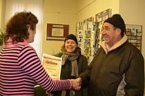 Účastníci Tříkrálového pochodu získali nejen hezké diplomy i drobné dárky, ale udělali i něco pro své zdraví.