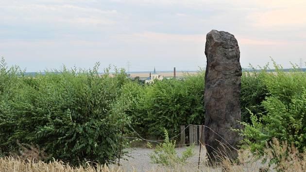 Menhiry na Kladensku.