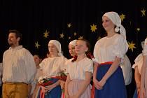 Kulturní centrum v Novém Strašecí patřilo v sobotu folkloru.