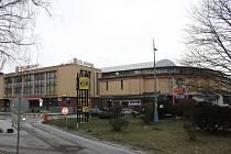 Současná podoba ČEZ stadionu Kladno.