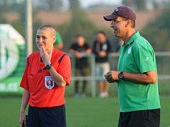 Sokol Hostouň - FC Čechie Vykáň 0:3 (0:2), KP, 13. 9. 2015