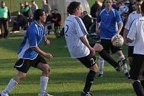 Buštěhrad - Švermov  1:2, utkání III tř.sk.A okr. Kladno, 2010/11, hráno 16.4.2011