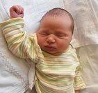 EMA FIALOVÁ, ČERNUC. Narodila se 18. června 2017. Váha 3,58 kg, míra 50 cm. Rodiče jsou Martina Kuchtová a Michal Fiala (porodnice Slaný).