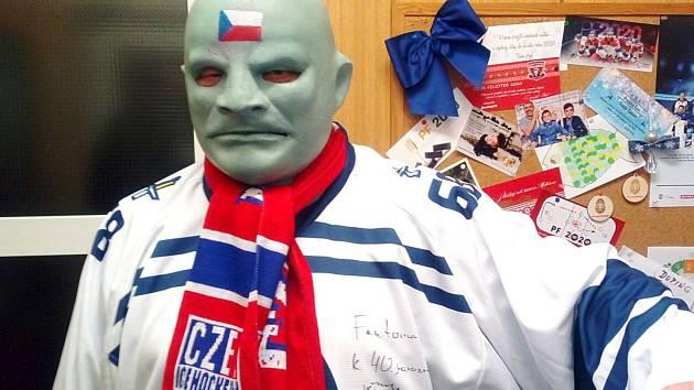 Fantomas alias Vasil Simkovič.