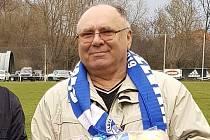 Legenda fotbalových Velvar - Vlastimil Svoboda