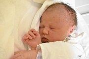 SÁRA VÍŠKOVÁ, KLADNO. Narodila se 16. ledna 2018. Po porodu vážila 3,08 cm a měřila 49 cm. Rodiče jsou Lucie Víšková a Ondřej Dzurko. (porodnice Kladno)