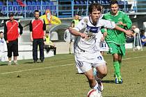 Jan Švambera // SK Kladno -1. FC Karlovy Vary  3:0 (1:0) , utkání 19.k. ČFL  2011/12, hráno 17.3.2012