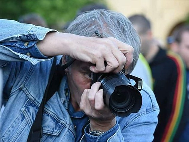Fotograf Jiří Skála
