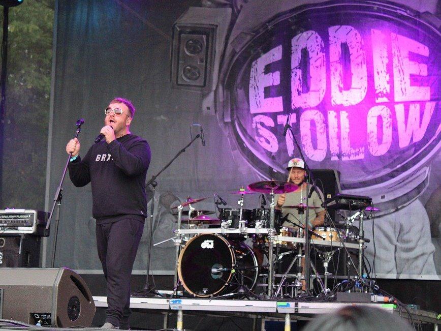 Festival Okoř 2017. Eddie Stoilow