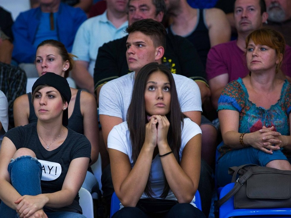 Kladno - Slavia, 4. kolo WSM ligy