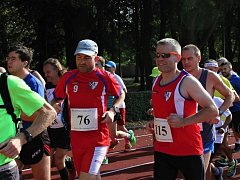 18. ročník Kladenského maratonu.