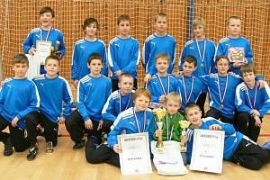 Vítěz Vestav Cupu, SK Kladno 2001