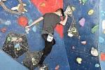 Bouldering. Ilustrační foto.