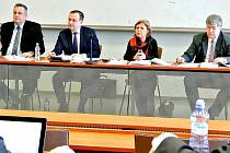 Libuše Švábová se stala náměstkyní primátora Kladna po posledních komunálních volbách.