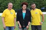 Kladno hází a Kladenské memoriály 2021 / Sletiště Kladno 15. 6. 2021