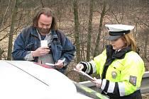 Řidiče podle jeho slov  nenapadlo, že by mohl mít v těle ještě zbytkový alkohol.