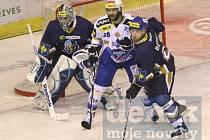 Kladno - Brno - třetí zápas předkola play-off.