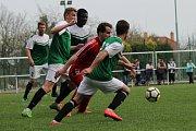 Strašecí odehrálo derby se Lhotou celý zápas o deseti  5:1 (2:1)