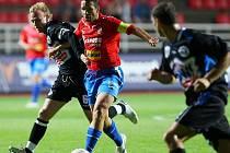 Plzeň - Kladno 1:0, Ondřej Szabo vers. Pavel Horváth