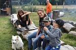Oslí stezka ve Svárově je ideálním místem pro děti i celé rodiny.